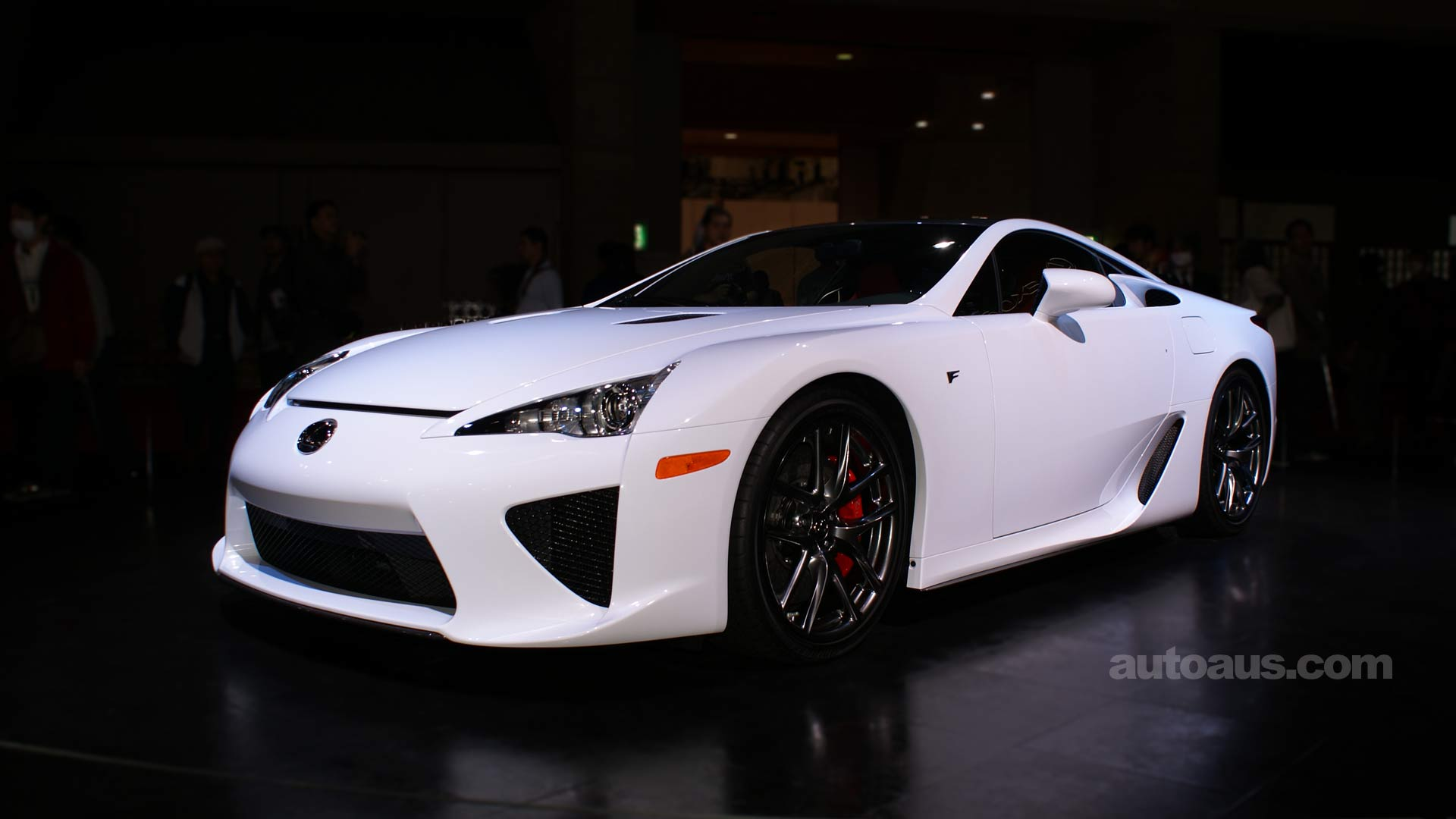 wallpapers lexus lfa - photo #28