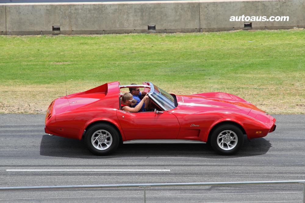 red-corvette